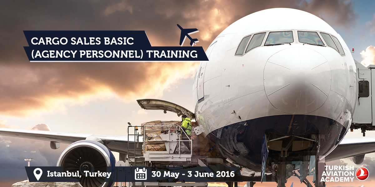 CARGO SALES BASIC (AGENCY PERSONNEL) TRAINING