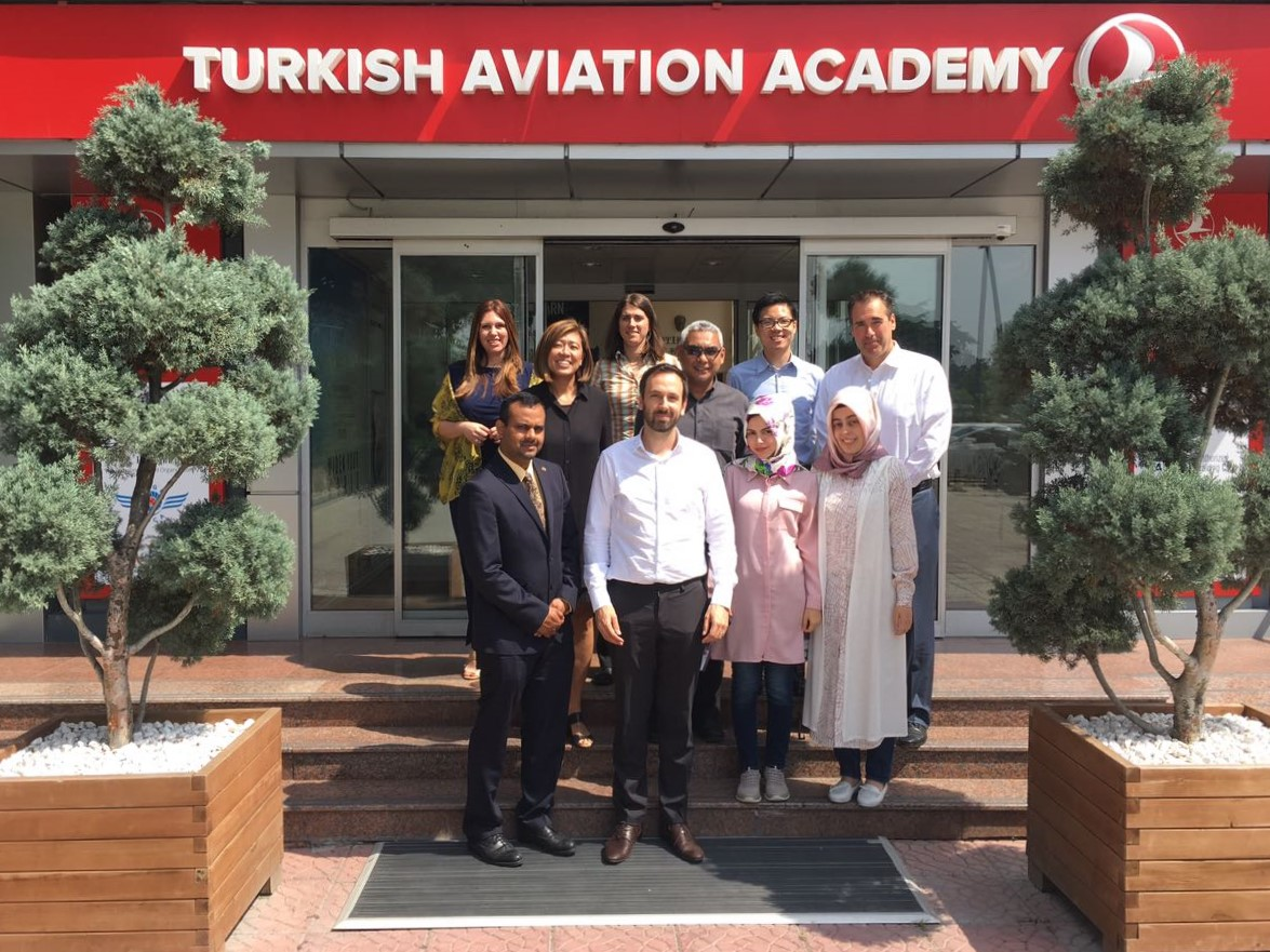 Turkish aviation academy Airport planning and design course