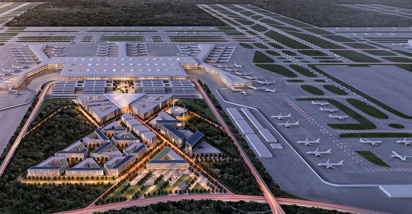 Airport Terminal Planning and Design