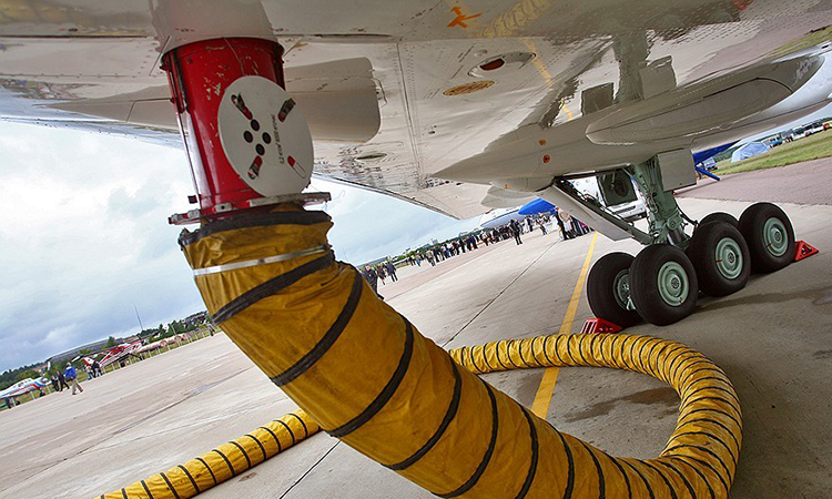Aviation Fuel Management