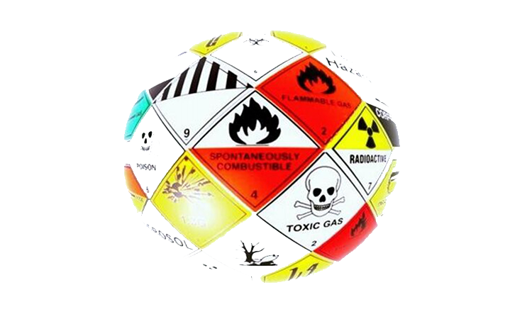 Dangerous Goods Awareness (Category 5,8) (ENG)